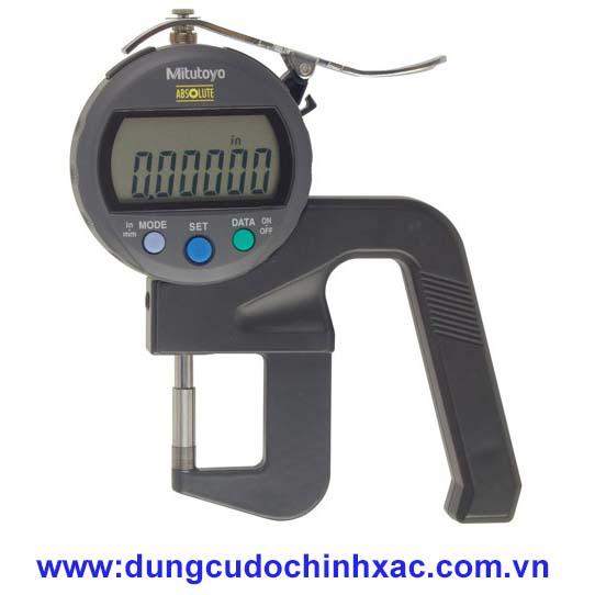 Hình ảnh của Thước đo độ dày  điện tử 547-400S (0-12mm/0.001mm)