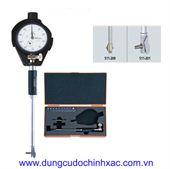 Bộ thước đo lỗ 511-204 (10-18.5mm/0.01mm)
