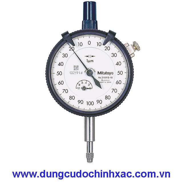 Hình ảnh của Đồng hồ so 2109S-10 (0-1mm/0.001mm)