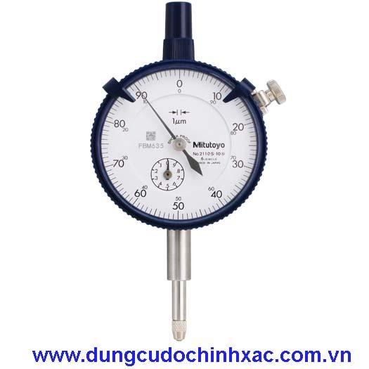 Hình ảnh của Đồng hồ so 2110S-10 (0-1mm/0.001mm)