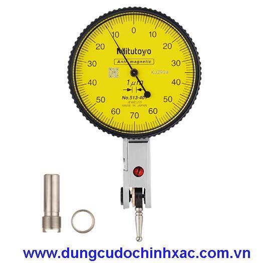 Hình ảnh của Đồng hồ so chân gập 513-401-10E (0-0.14mm/0.001mm)