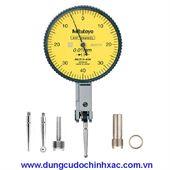 Đồng hồ so chân gập 513-404-10A (0-0.8mm/0.01mm)