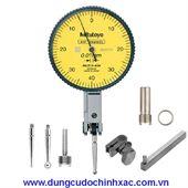 Đồng hồ so chân gập 513-404-10T (0-0.8mm/0.01mm)