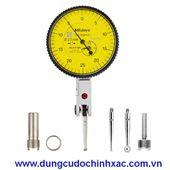 Đồng hồ so chân gập 513-426-10A (0-1.5mm/0.01mm)