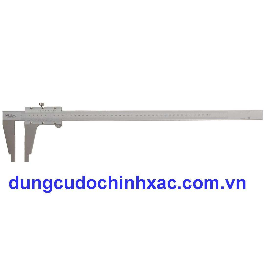 Hình ảnh của Thước cặp cơ khí 160-153 (0-600mm/0.02mm)