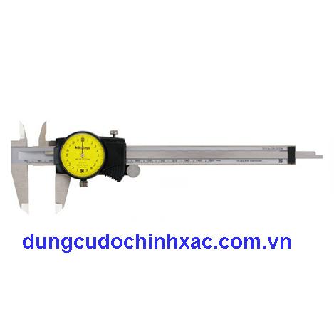 Hình ảnh của Thước cặp đồng hồ 505-732 (0-150mm/0.01mm)