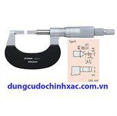 Panme đo rãnh  ngoài 122-112 (25-50mm/0.01mm)