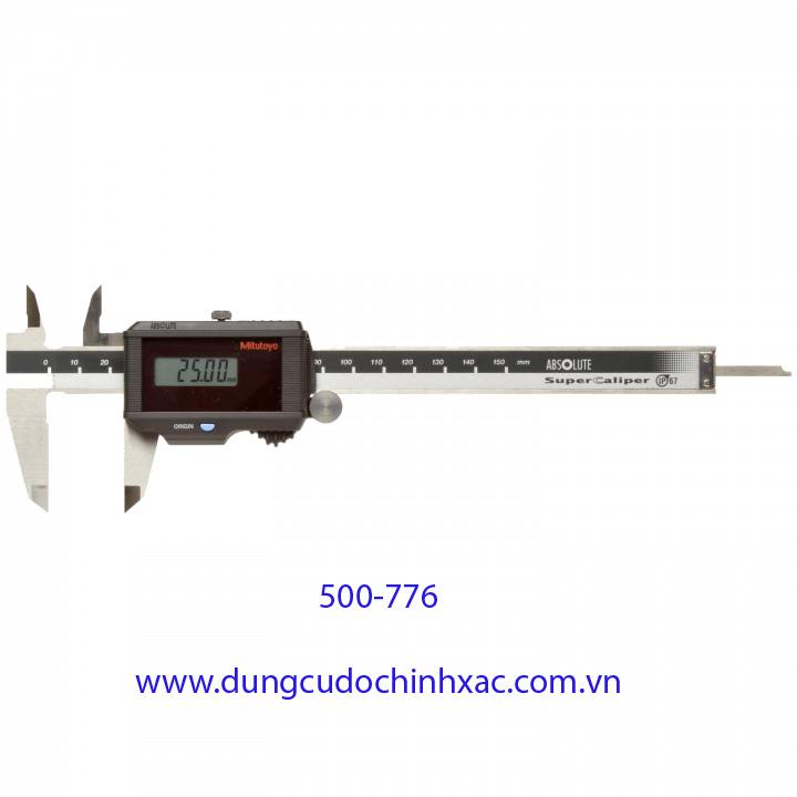 Hình ảnh của Thước cặp điện tử 500-776 (0-150mm/0.01mm)