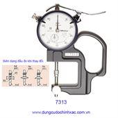 Thước đo độ dày 7313 (0-10mm)/0.01mm