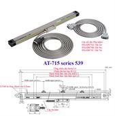 Thước quang AT715-450mm(539-808)